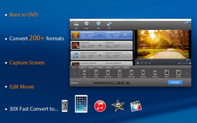 Total Video Converter Pro: DVD Screenshot 01 pekpy7y