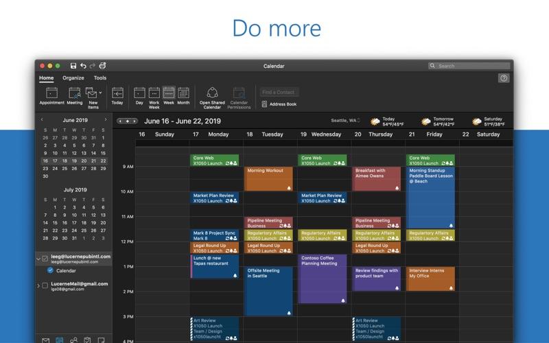 Microsoft Outlook Screenshot 2 bn8qqbn