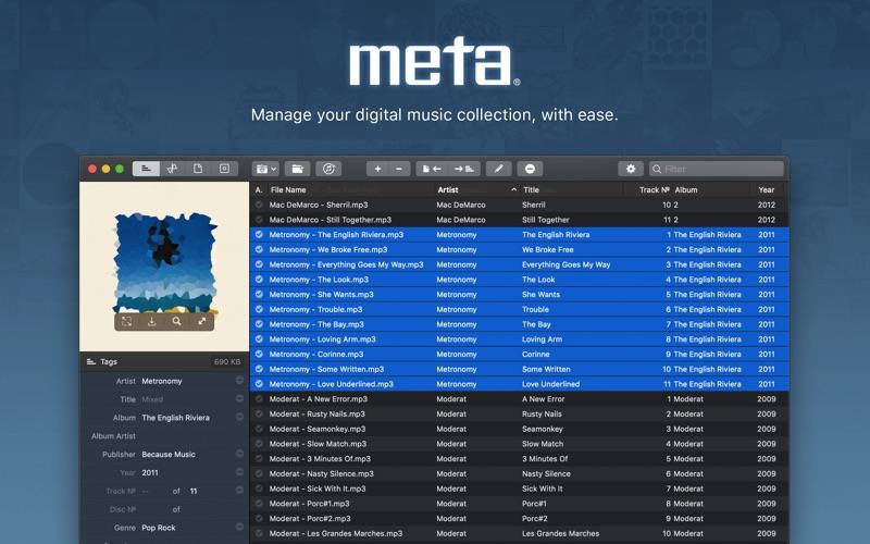 Meta – music tag editor Screenshot 01 bn94ovy