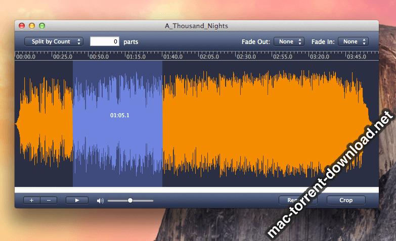 AppleMacSoft MP3 Splitter 501 Screenshot 03 t7fiagy