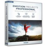 Franzis EMOTION projects professional