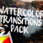 Ryan Nangle – Watercolor Transitions for Final Cut Pro