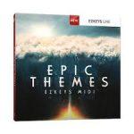 Toontrack Epic Themes EZkeys MIDI