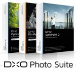 DxO Photo Software Suite