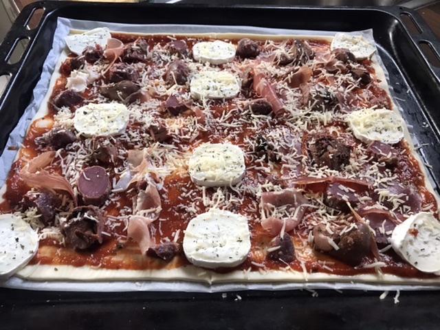 Mes Pizzas Maison originales