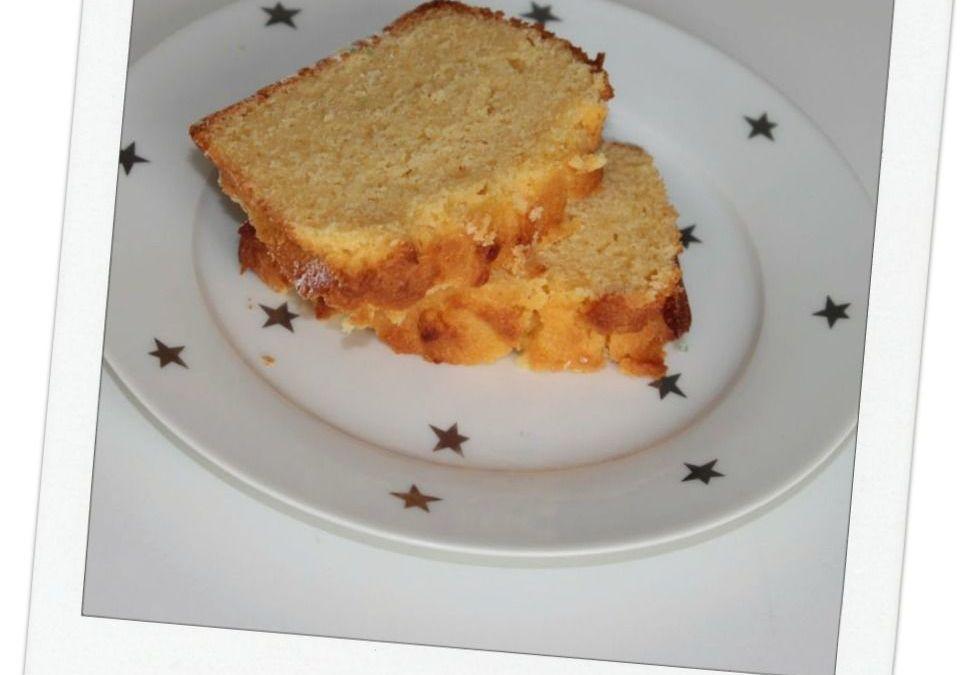 Cake Citron Amande sans gluten