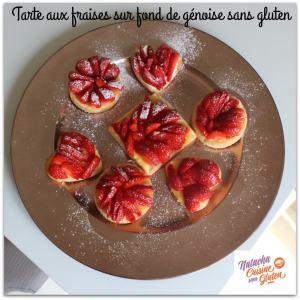 Tarte-fraises-fond-génoise-sans-gluten2