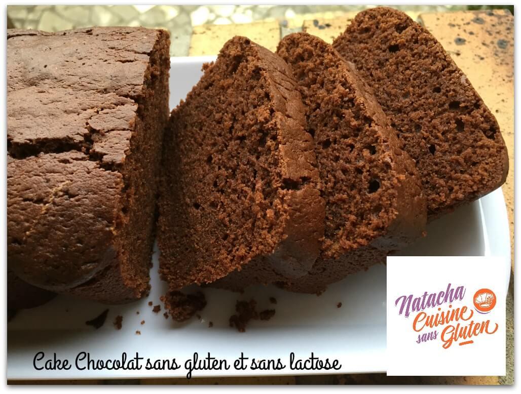 Gateau chocolat coco sans gluten sans lactose