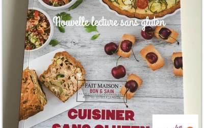 J'ai lu Cuisiner sans gluten de Clémentine Miserolles (Ed Hachette Cuisine)