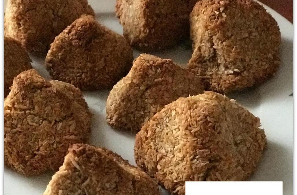 Rochers tout coco sans gluten