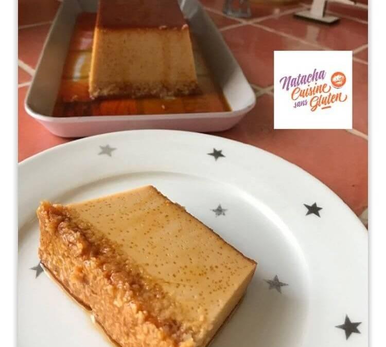 Flan Coco Mauricien pour la ronde Krismasy Gasy