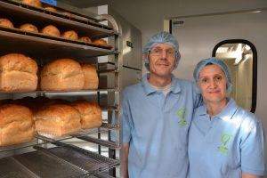 les pains sans gluten de l'atelier d'Elena