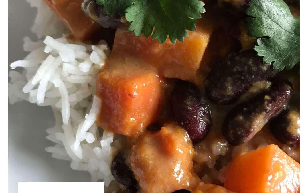 Chili sans viande sans gluten