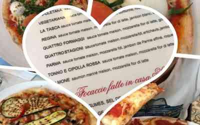 J'ai mangé italien et sans gluten chez Tasca Bio