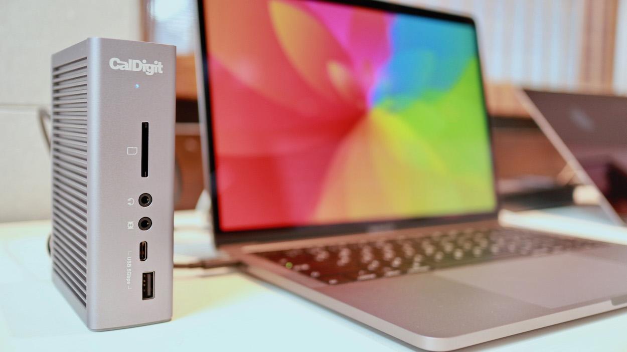 CalDigit TS3 Plus