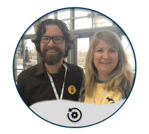 Volunteers for the 2019 MACUL Conference.