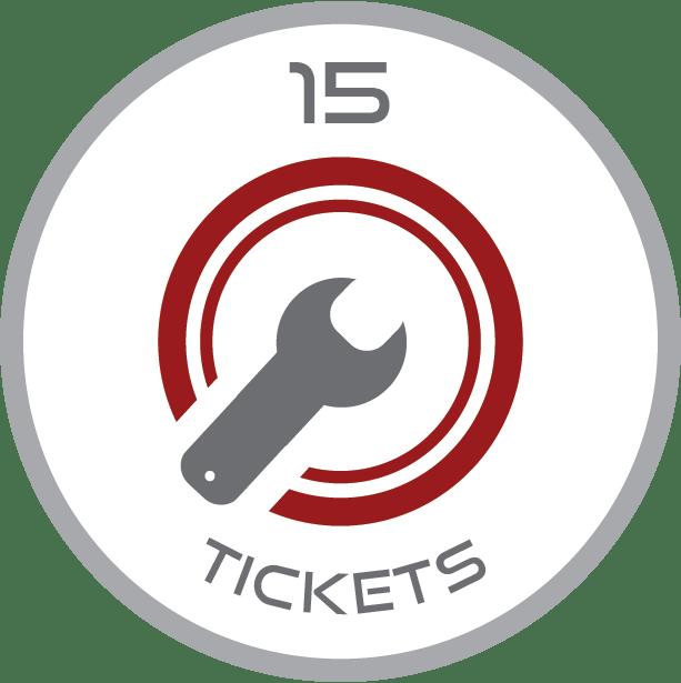 Contrat 15 Tickets