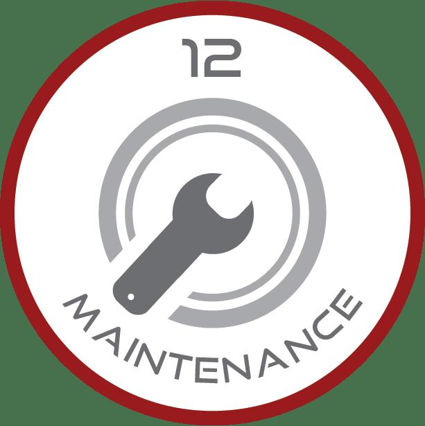 Maintenance 12 mois