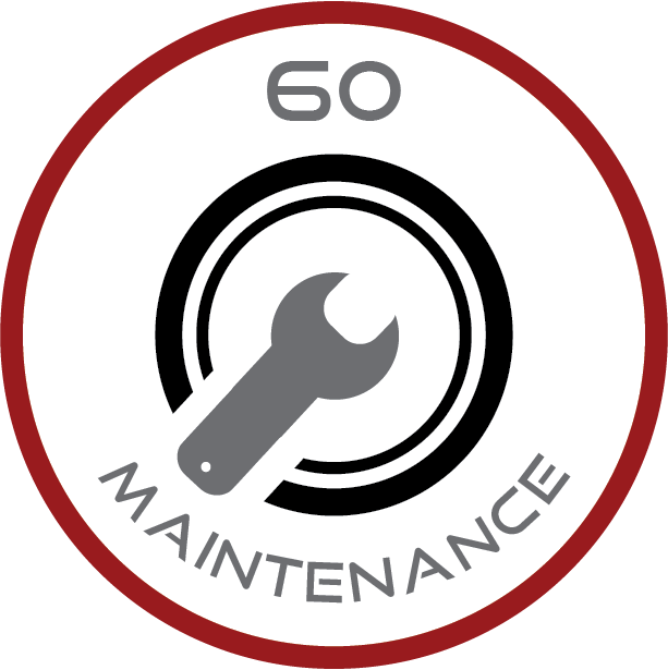 Maintenance 60 mois