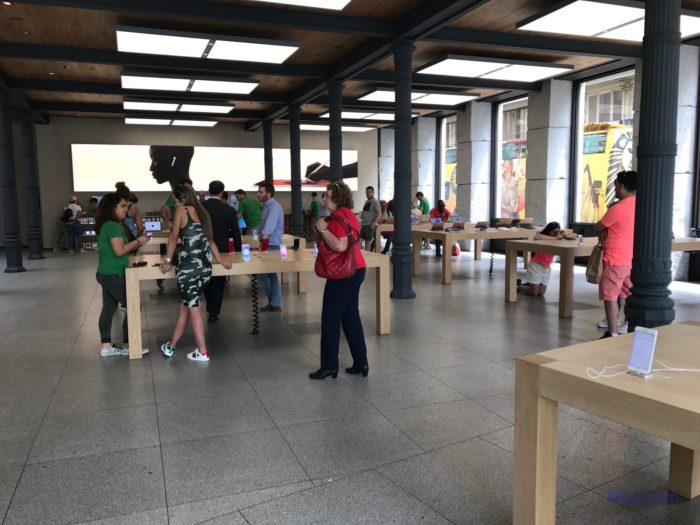 Apple Store Madrid