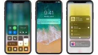 iPhone8 with iOS11