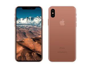 iPHone8 Blush gold