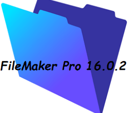FileMaker Pro 16.0.2 Mac Crack Free Download