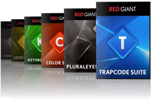 Red Giant Complete Suite 2017 For Mac OS