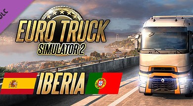 Euro Truck Simulator 2 Iberia Flipper VR Mac Download Game