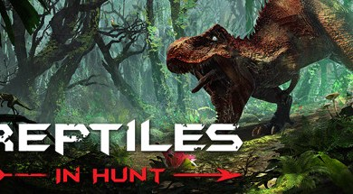 Reptiles In Hunt Flipper VR Mac Download Game