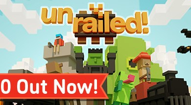 Unrailed MAC Download Game