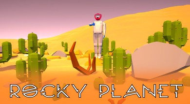Rocky Planet Download Free PC Game