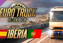 Euro Truck Simulator 2 Iberia PC Game Free Download