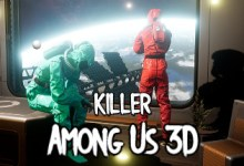 Killer Among Us 3D Free Download PC Game