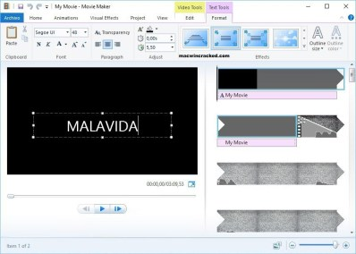 Windows Movie Maker 2019 Crack Registration Code 100 Working