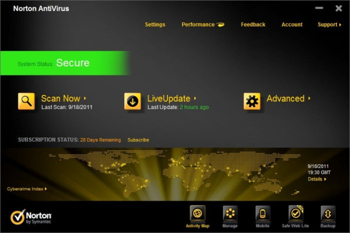 Norton Antivirus Cracked