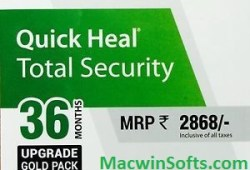 Quick Heal Total Security 2018 Crack