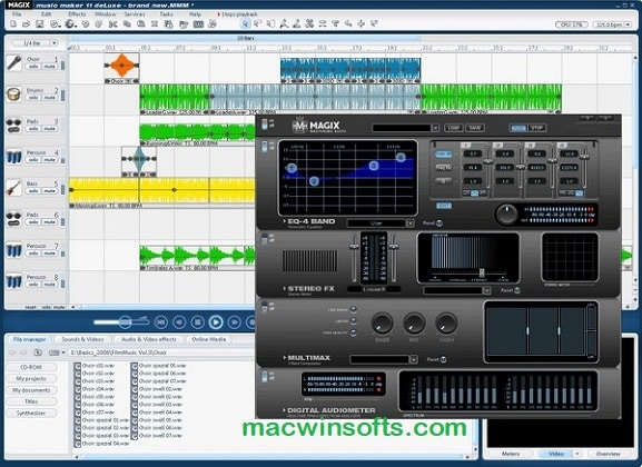 magix music maker cracked
