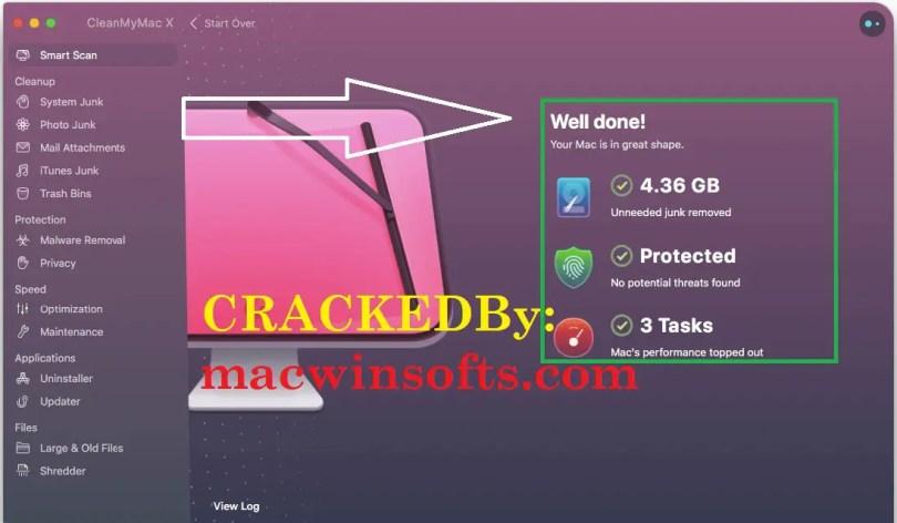 CleanmyMac Crack
