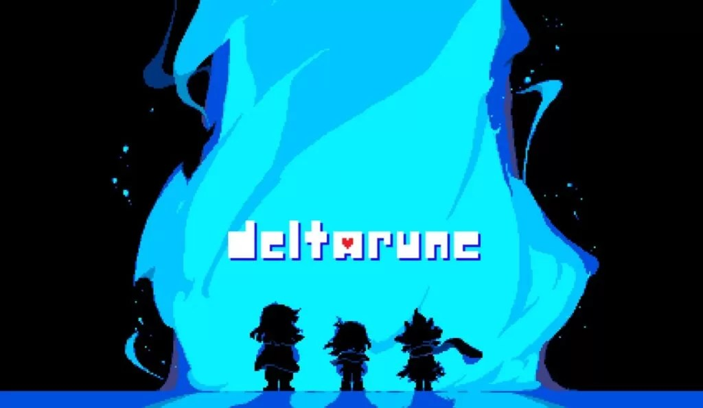 Deltarune for apple mac