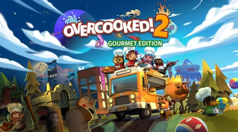 Overcooked! 2 for mac laptop