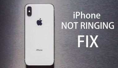 iphone klingelt nicht