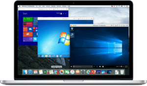 Parallels-on-a-mac