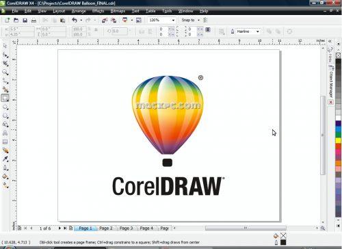 Corel Draw X4 Crack + Keygen Full Serial Number 100% Working