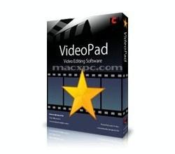VideoPad Video Editor 10.02 Crack + Keygen Download for Windows