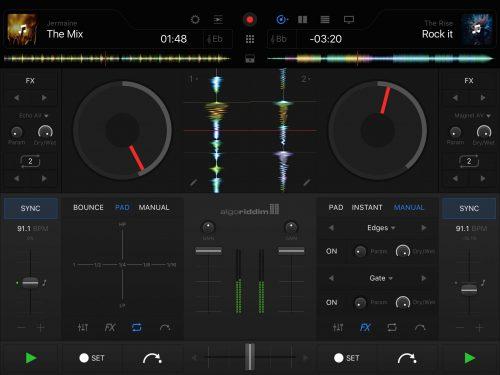 djay Pro 2.2.4 Crack & Serial Key + Patch Full Version