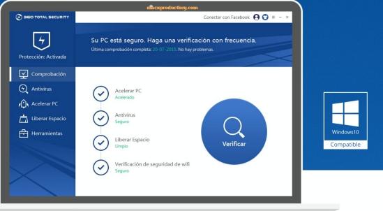 360 Total Security 8 8 0 Crack + License Key Download