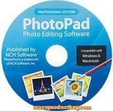 PhotoPad Image Editor 4.20 Crack + Premium Free Download