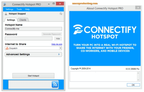 Connectify Hotspot 2020.1.0.4011 Crack + Patch Free