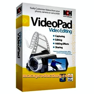 VideoPad Video Editor 7.02 Crack + Keygen [Latest] 2019